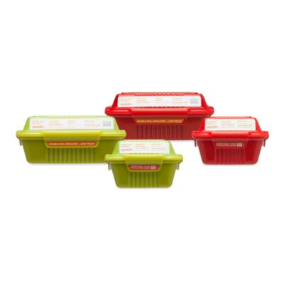 Aladdin® 12 Oz. Food To-Go Container in Green