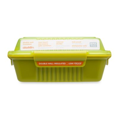 Aladdin® 24 Oz. Food To-Go Container in Green