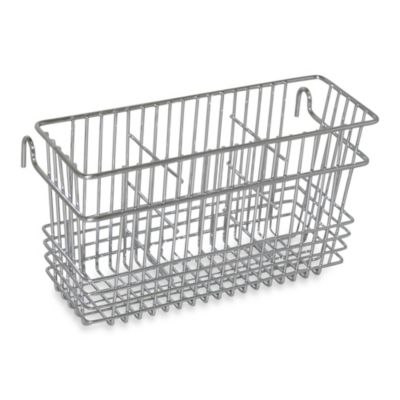 Chrome Steel Cutlery Drying Basket