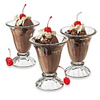 Libbey® Fountain Shoppe Tulip 6-Piece Sundae Set