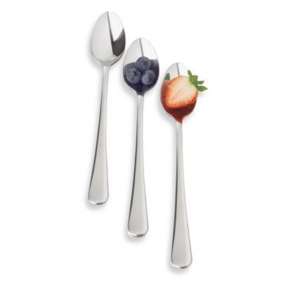 Libbey® Fountain Shoppe™ 6-Piece Dessert Spoon Set