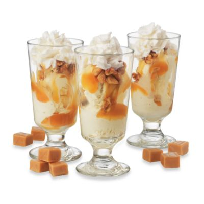 Libbey® Fountain Shoppe™ 6-Piece Parfait Set