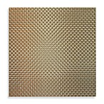 Bistro Woven Square Placemat in Bronze