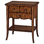 Uttermost Carmel Wood End Table
