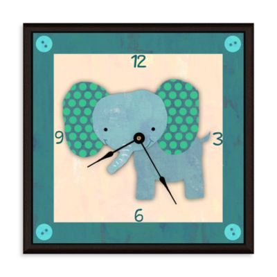 Green Leaf Art Baby Wall Decor
