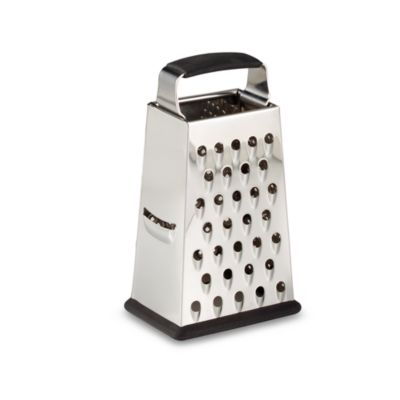 6-Inch Stainless Steel 4-Sided Grater
