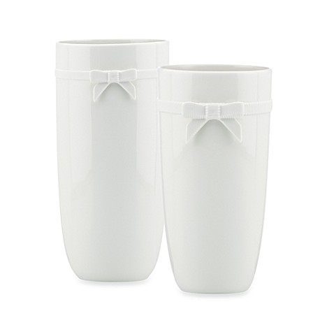 kate spade new york Grace Ave Porcelain Vase Collection