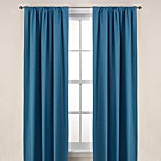 Alpha Rod Pocket Room Darkening Window Curtain Panel