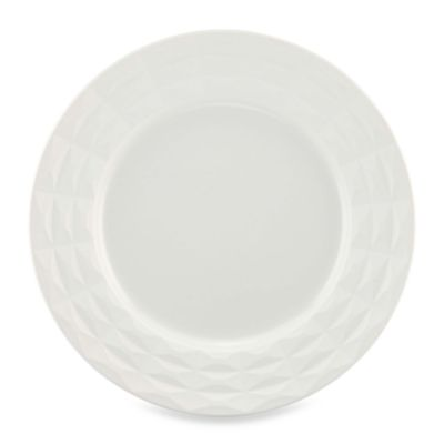 kate spade new york Cream Castle Peak Dinner Plate