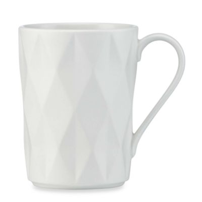 Dishwasher Safe Cream Mug