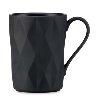 kate spade new york Slate Castle Peak Slate Mug