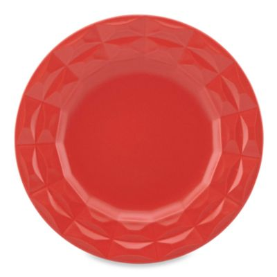 kate spade new york Castle Peak Chili Pepper Dessert Plate