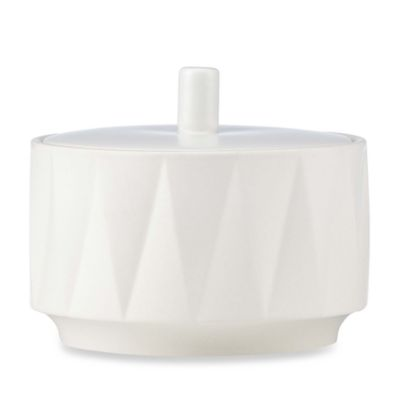 kate spade new york Cream 2-piece Sugar Bowl