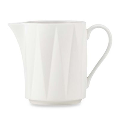 kate spade new york Cream Castle Peak Creamer