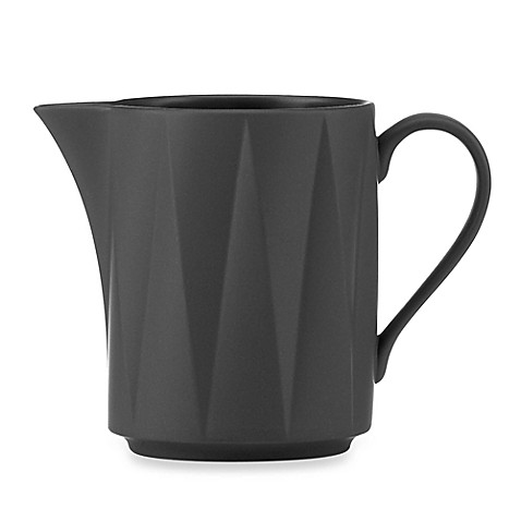 kate spade new york Slate Castle Peak Slate Creamer