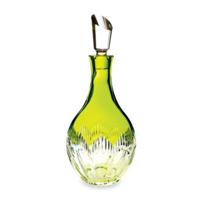 Waterford® Mixology Neon Lime Decanter