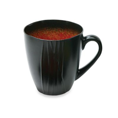 Baum Galaxy 21-Ounce Jumbo Latte Mugs in Red (Set of 6)