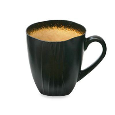Baum Galaxy 21-Ounce Jumbo Latte Mugs in Amber (Set of 6)