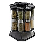 2-in-1 Hourglass Spice Rack Set