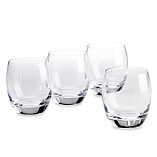 Luigi Bormioli Crescendo SON.hyx® Whiskey Tumblers (Set of 4)