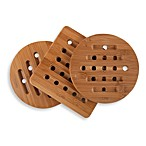 Bamboo Trivet (Set of 3)