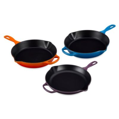 Le Creuset® Signature 10.25-Inch Iron Handle Skillet in Palm