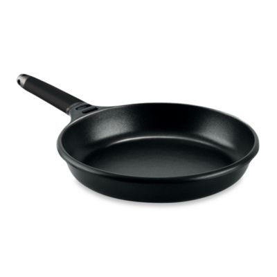 Fundix by Castey Cast Aluminum 11-Inch Fry Pan in Black