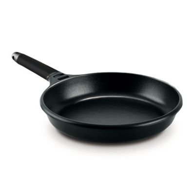 Fundix by Castey Cast Aluminum Fry Pan in Black 6.25-Inch