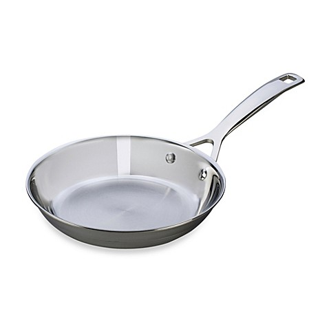 Le Creuset® Stainless Steel 8-Inch Fry Pan