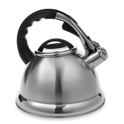 Camille 3-Quart Stainless Steel Whistling Tea Kettle