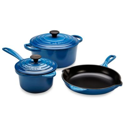 Le Creuset® 5-Piece Signature Set in Marseille