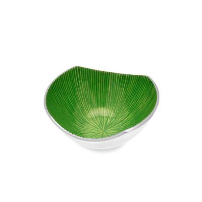 Simplydesignz Bodoni 5-Inch Bowl in Apple Green