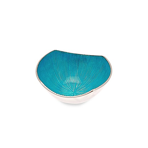 Simplydesignz Bodoni 5-Inch Bowl in Turquoise