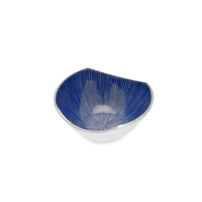 Simplydesignz Bodoni 5-Inch Bowl in Arctic Blue