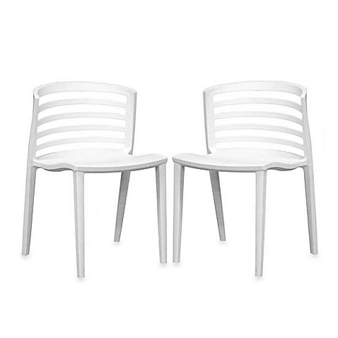 Molded Chair (Set of 2)