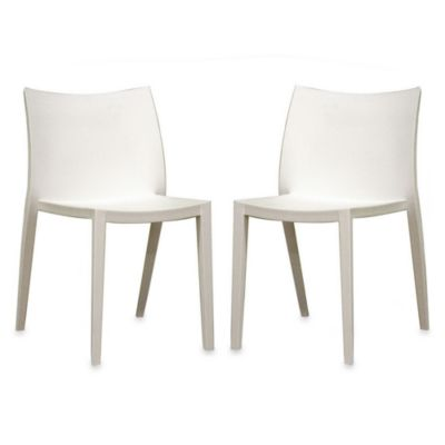 Baxton Studio Accent Chair (Set of 2)