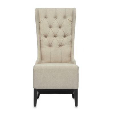 Baxton Studio Vincent Modern Accent Chair
