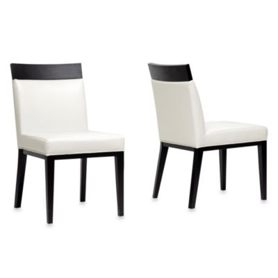 Baxton Studio Clymene Dining Chair (Set of 2)