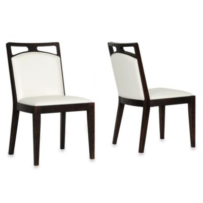 Baxton Studio Pontus Modern Dining Chair (Set of 2)