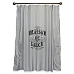Maison De Luxe Shower Curtain