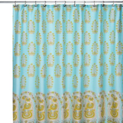 Echo® Design Paros 72-Inch x 72-Inch Shower Curtain