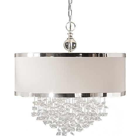 Uttermost Fascination 3-Light Hanging Shade