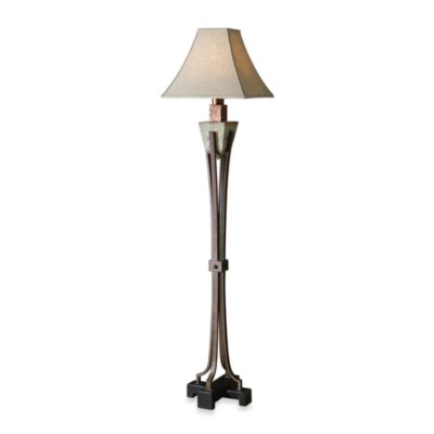 Uttermost Slate Floor Lamp