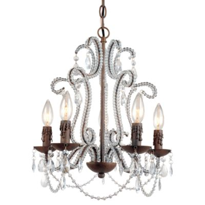 AF Lighting Godiva Beloved Mini-Chandelier