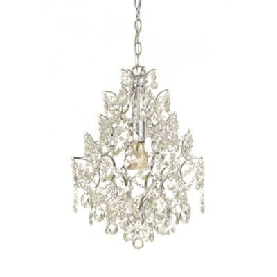 AF Lighting Cosmo Chrome Mini-Chandelier