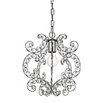 AF Lighting Rapture Chrome Mini-Chandelier