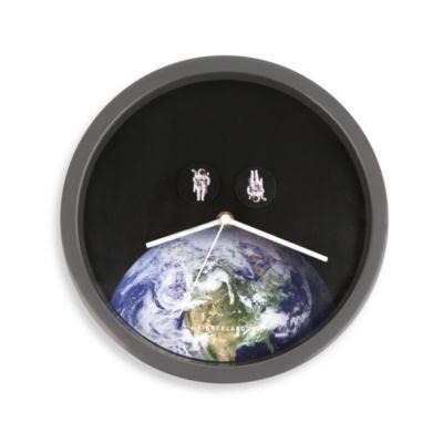 Kikkerland® Astronaut Wall Clock