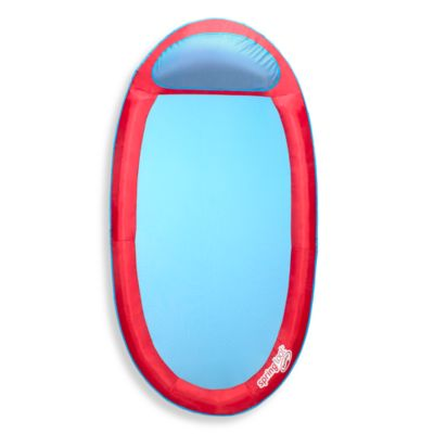 Swim Ways® Spring Float® in Red/Aqua