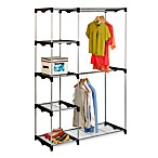 Honey-Can-Do Steel Freestanding Wardrobe Closet