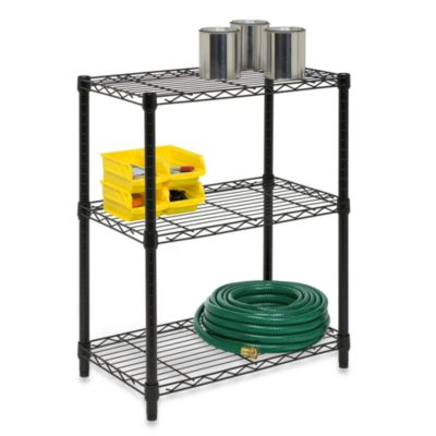 Steel 3 Tier Shelves